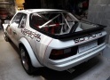 Porsche 924 / 944 - Thermoformed Polycarbonate Rear Windscreen